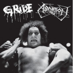 GRIDE // ABORTION - split 7""