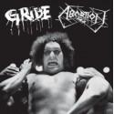 "GRIDE // ABORTION - split 7"""