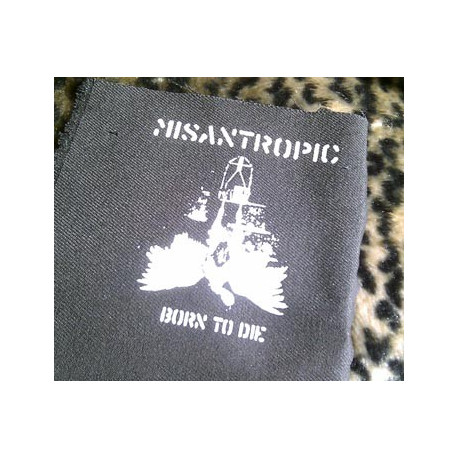 MISANTROPIC (born to die) - patch