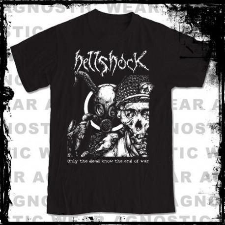 HELLSHOCK - tee-shirt