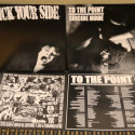 """PICK YOUR SIDE // TO THE POINT - split 10"""""""