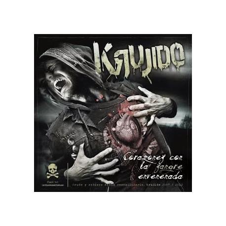 """KRUJIDO - Corazones con la sangre envenenada 12"""""""