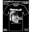POWER CUP - tee-shirt
