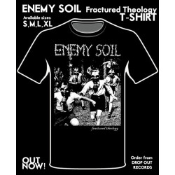 ENEMY SOIL - tee-shirt