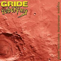 "GRIDE // TURBOKRIEG - split 6"""