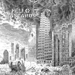 "HELLO BASTARDS - full lenght 12"" Gatefold"