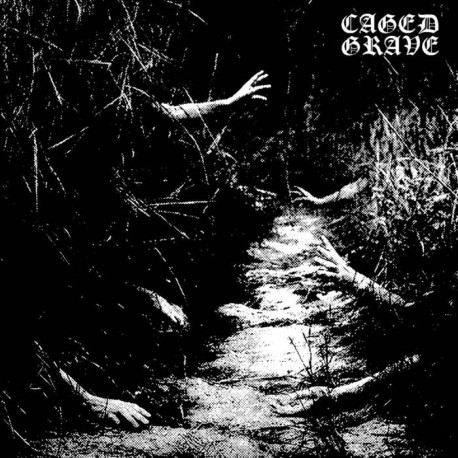 """CAGED GRAVE - demo 2013 - 7"""""""
