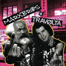 "MARXBROS // TRAVØLTA - split 12"""