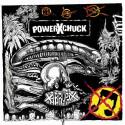 "POWERxCHUCK   xABRUPTx - Split 7"""