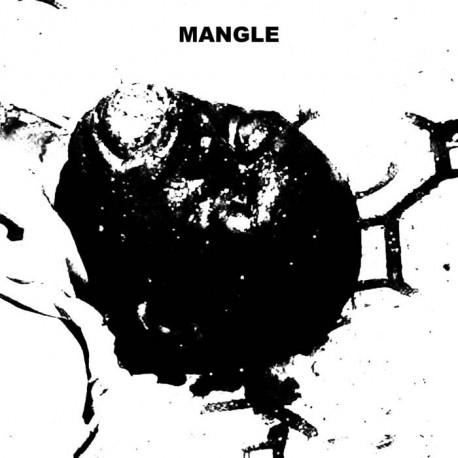 "MANGLE // FETUS CHRIST - split 7"""