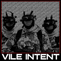 "VILE INTENT - Machine into Flesh - 12"""
