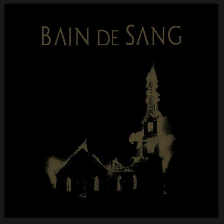 """BAIN DE SANG - We are the blood we are the fear - 12"""""""