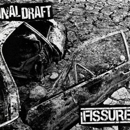 """FINAL DRAFT // FISSURE - split 7"""""""