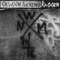 GEWOON FUCKING RAGGEN - We need more hardcore - 12""