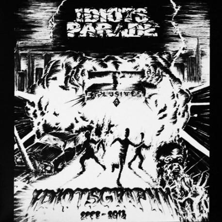 "IDIOTS PARADE - Idiotsgraphy 2005/2013 - 12"""
