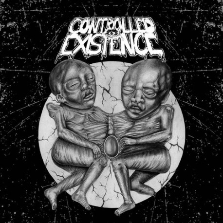 """CONTROLLED EXISTENCE // HEADLESS DEATH - split 7"""""""