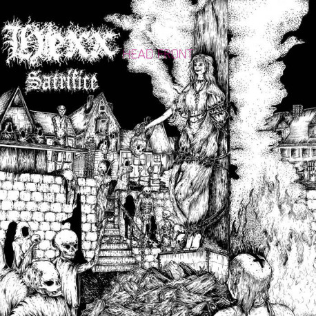 "HEXX – Sacrifice - 7"""