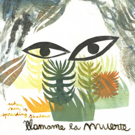 "LLAMAME LA MUERTE - Where sun is spreading shadow - 12"""