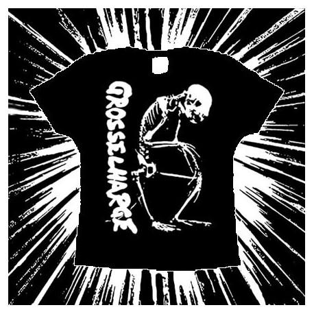 GROSSECHARGE - Girlies tee-shirt