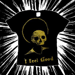 I FEEL GOOD - Girlie tee-shirt