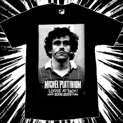 MICHEL PLATINIUM - Loose Attack 2005-2009 - Men tee-shirt