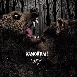 """KAMORRÄH // RAS - Split 12"""""""