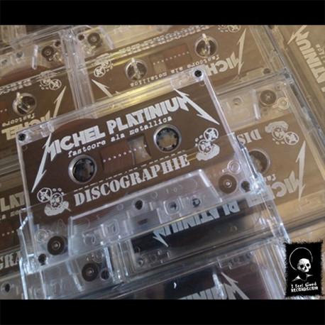 MICHEL PLATINIUM - Discographie 2005-2009 - Tape