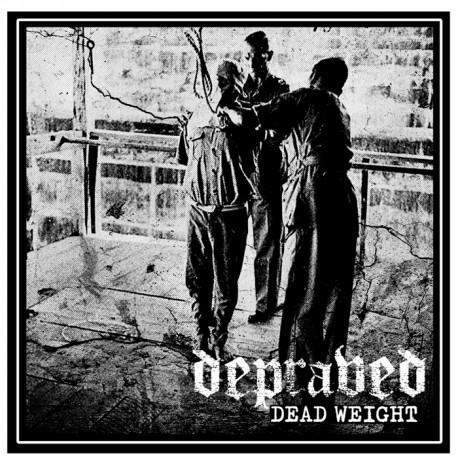 """DEPRAVED - Dead weight - 12""""LP"""