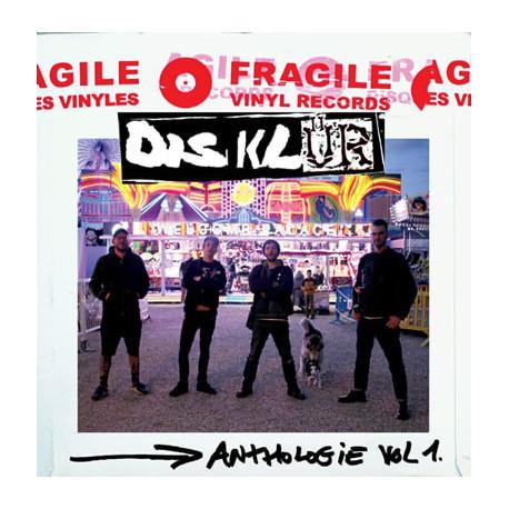 """DISKLÜR – Anthologie Vol.1 - 12""""LP"""