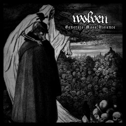 WOLVEN - Generate Mass Violence - 12""