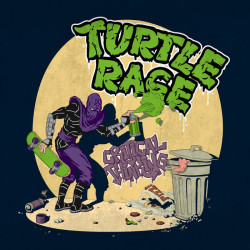 "TURTLE RAGE  - Critical Thinking - 7""EP"