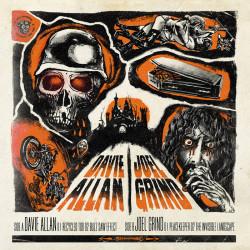 "DAVIE ALLAN // JOEL GRIND - split 10"""
