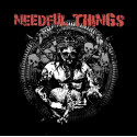 """NEEDFUL THINGS // CONTROLLED EXISTENCE - split 12"""""""