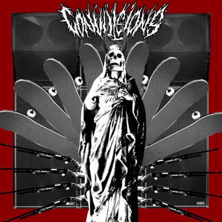 "CONVULSIONS // INSECT TERROR - split 7""EP"