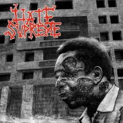 "MENTAL HYGIENE TERRORISM ORCHESTRA - Hate Supreme -  10""LP"