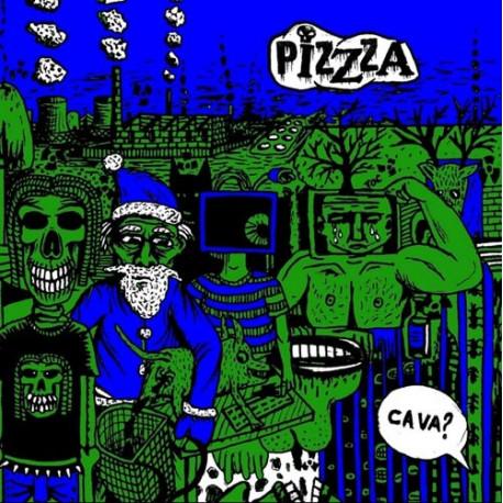 PIZZZA - Ca va? CD