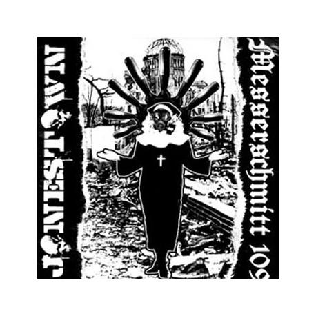 """JONESTOWN // MESSERSCHMITT 109 split 7"""""""