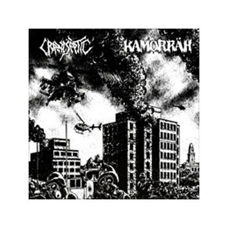 "KAMORRÄH // CRANI SEPTIC Split 7"""