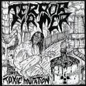"TERROR FIRMER // EATING MACHINE split 7"""