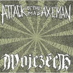 "WOJCZECH // ATTACK OF THE MAD AXEMAN - Tour 2013 split 7"""