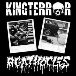 "AGATHOCLES // KINGTERROR - split 10"""