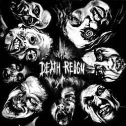 DEATH REIGN - full lenght 12""