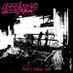 """WARNING // WARNING - There's nothing left 12"""""""