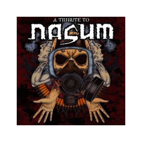 """V/A A TRIBUTE TO NASUM 2x 12"""""""