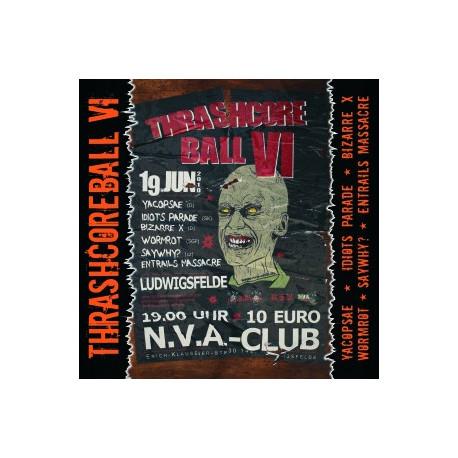 """V/A THRASHCOREBALL VI compl 12"""""""