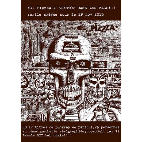 PIZZZA - n°4 CD