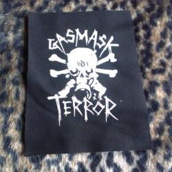 GASMASK TERRÖR - patch