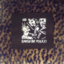 NO POLICE - patch