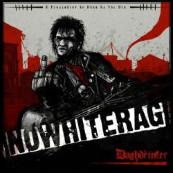 """NO WHITE RAG - Daghdèinter 12"""" Gatefold"""