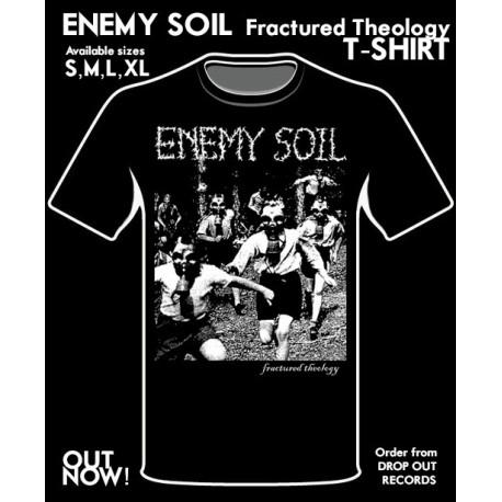 ENEMY SOIL - tee-shirt